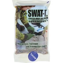 SWAT-T Multi-Purpose Tourniquet, Blue, Training Only