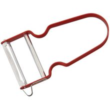 Swiss Advance REX Peeler, Red Aluminum Handle