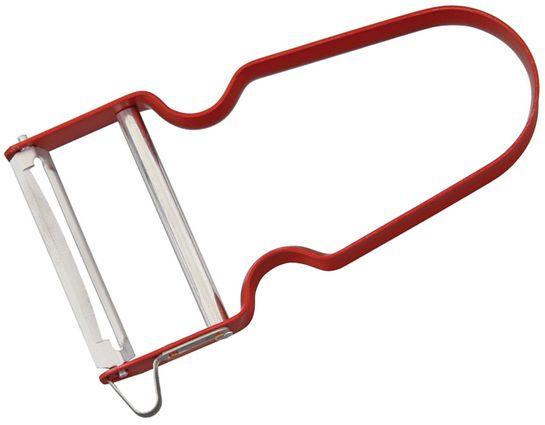 Swiss Advance REX Peeler, Red Aluminum Handle