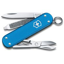 Victorinox Swiss Army 2020 Limited Edition Classic SD Multi-Tool, Aqua Blue Alox, 2.25 inch Closed