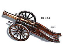 Miniature Historical Cannon