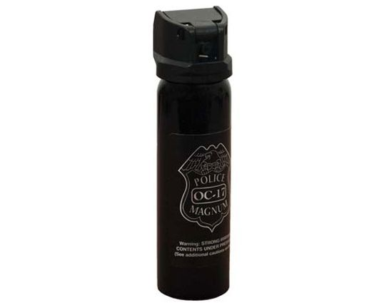 Police Magnum OC-17 Pepper Spray, 4 oz.