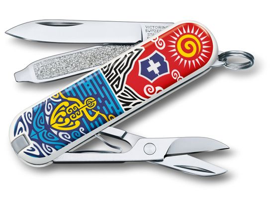 Victorinox Swiss Army Contest Classic SD Limited Edition 2018 Multi-Tool, New Zealand, 2.25 inch Closed