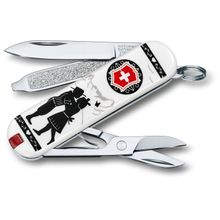 Victorinox Swiss Army Contest Classic SD Limited Edition 2018 Multi-Tool, Alps Love, 2.25 inch Closed