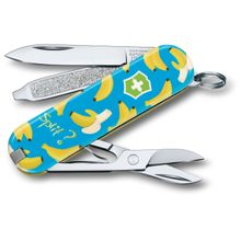 Victorinox Swiss Army Contest Classic SD Limited Edition 2019 Multi-Tool, Banana Split, 2.25 inch Closed