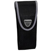 Victorinox Swiss Army Black Nylon Pouch Sheath Fits Trailmaster