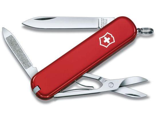 Victorinox Swiss Army Ambassador Multi-Tool, Red, 2.91 inch Closed (Old Sku 53681)