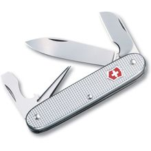 Victorinox Swiss Army Electrician Multi-Tool, Silver Alox, 3.58 inch Closed