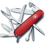 Victorinox Swiss Army Fieldmaster Multi-Tool, Red, 3.58 inch Closed (Old Sku 53931)