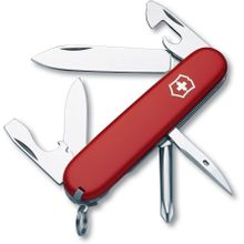 Victorinox Swiss Army Tinker Multi-Tool, Red, 3.58 inch Closed (Old Sku 53101)