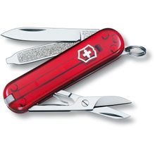 Victorinox Swiss Army Classic SD Multi-Tool, Ruby, 2-1/4 inch Closed