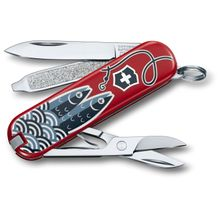 Victorinox Swiss Army Contest Classic SD Limited Edition 2019 Multi-Tool, Sardine Can, 2.25 inch Closed