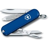 Victorinox Swiss Army Classic SD Multi-Tool, Blue, 2-1/4 inch Closed (Old Sku 53002)