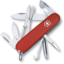 Victorinox Swiss Army Super Tinker Multi-Tool, Red, 3.58 inch Closed (Old Sku 53341)