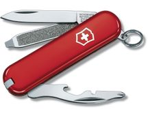 Swiss Army Rally Pocket Knife