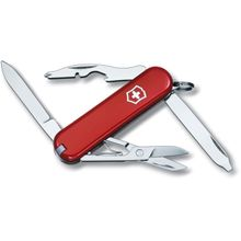 Victorinox Swiss Army Rambler Multi-Tool, Red, 2.28 inch Closed