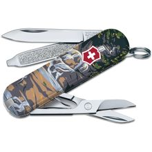 Victorinox Swiss Army Ranger of the Lost Art Classic SD Limited Edition 2020 Multi-Tool, Shenandoah, 2.25 inch Closed