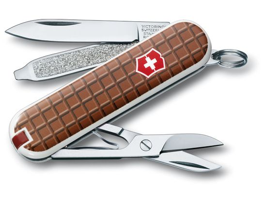 Victorinox Swiss Army Classic SD Limited Edition Collection 2015 Multi-Tool, Swiss Chocolate, 2-1/4 inch Closed