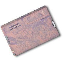Victorinox Swiss Army SwissCard Classic Multi-Tool, Spring Spirit Print