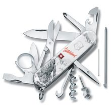 Victorinox Swiss Army 2020 Limited Edition Swiss Spirit Explorer Multi-Tool, 3.58 inch Closed