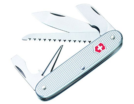 Victorinox Swiss Army Electrician Plus 3 5 Quot Closed Silver
