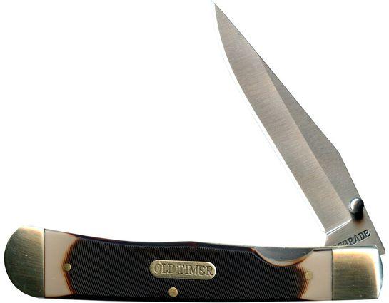 Schrade Old Timer Pioneer Lockblade 4.1 inch Closed