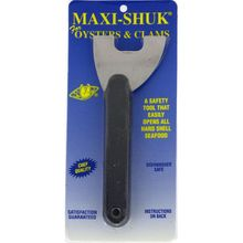 Maxi-Shuk Oyster and Clam Safety Tool