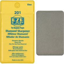 EZE-LAP Diamond Wallet Sharpener, Fine 3.25 inch x 2 inch