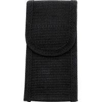 Black Cordura Belt Sheath, Fits Most Folders Up to 5 inch Closed