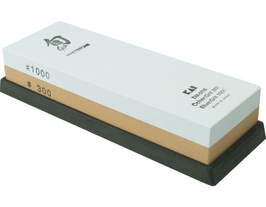 Shun DM0708 300/1000 Grit Combination Whetstone