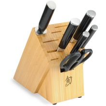 Shun DM2003B Classic 7 Piece Essential Block Set