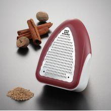 KitchenIQ by Smith's 50194 V-Etched Spice Grater