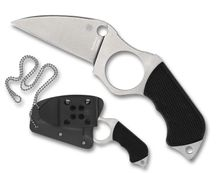 Spyderco Swick Neck Knives