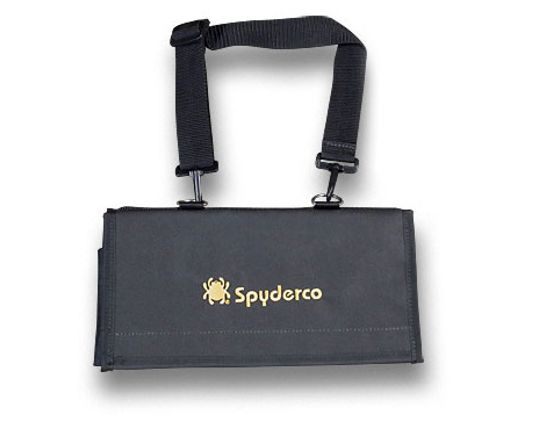 Spyderco SpyderPac Small Carrying Case, Holds 18 Folding Knives