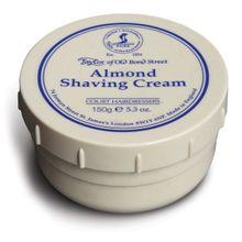 Taylor of Old Bond Street Almond Shaving Cream 5.3 oz (150g)