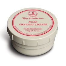 Taylor of Old Bond Street Rose Shaving Cream 5.3 oz (150g)