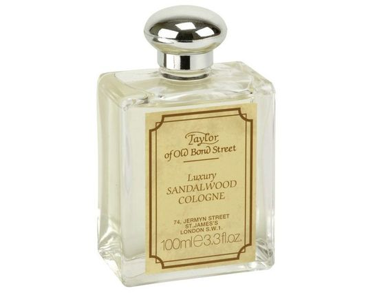 Taylor of Old Bond Street Luxury Sandalwood Cologne 3.38 oz (100ml)