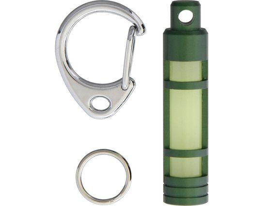 TEC Accessories Embrite A3 Glow Fob, Green