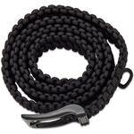 Timberline Paracord Survival Belt, Black, Large (5103)
