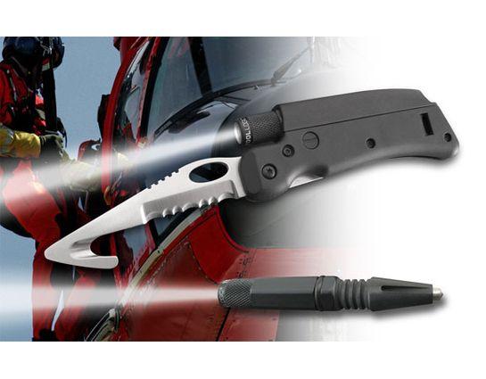 Tool Logic Sl6 Rescue Tool Seatbelt Cutter 3 Quot Combo