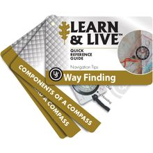 UST Ultimate Survival Learn & Live Way Finding Cards
