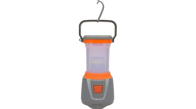 UST Ultimate Survival 45 Day LED Lantern, 350 Max Lumens, Gray