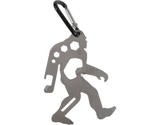 UST Ultimate Survival Tool a Long Sasquatch Pocket-Size Multi-Tool