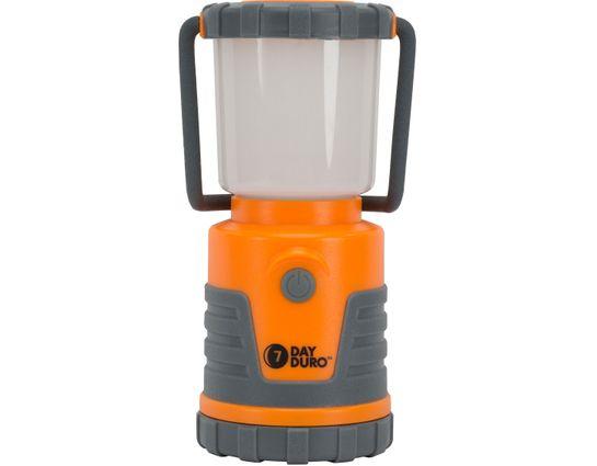 UST Ultimate Survival 7 Day Duro 4AA LED Lantern, Orange, 310 Max Lumens