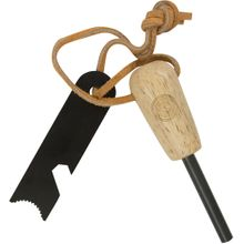 UST Ultimate Survival Heritage SparkLite Classic All-Weather Fire Starter, Wood