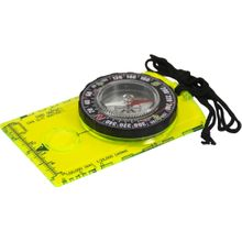 UST Ultimate Survival Hi Vis Deluxe Map Compass