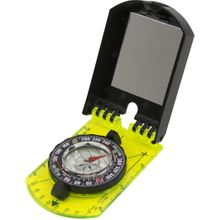 UST Ultimate Survival Hi Vis Folding Map Compass