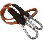 UST Ultimate Survival 18 inch KLIPP Stretch Strap with Biner Clips