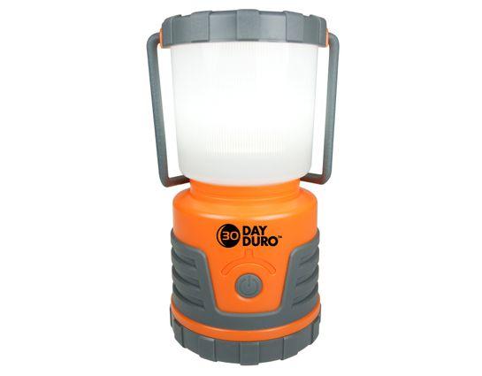 UST Ultimate Survival 30 Day Duro LED Lantern 700 Max Lumens, Orange