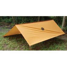 UST Ultimate Survival Shelter Tube Tarp 1.0, Orange